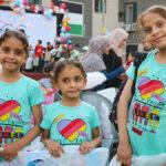 حماية مئات الأيتام من قبل الأمين للمساندة الإنسانية